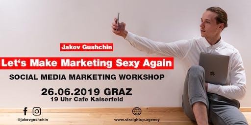 Social Media Marketing Workshop (Schwerpunkt Facebook & Instagram)