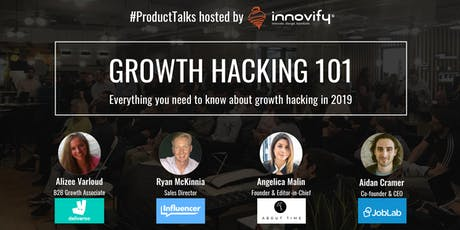 #ProductTalks - Growth Hacking 101  tickets