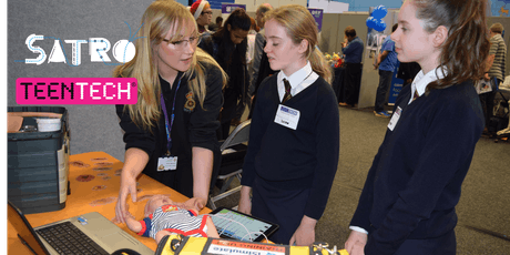 TeenTech Surrey - 20th November 2019 - ACS Cobham International School tickets