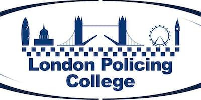 London Policing College Seminar