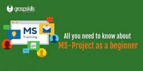 MS project 2016 training & certification IN KUWAIT CITY tickets