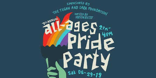 7th Annual All-Ages Pride Party hosted by Kristin Russo