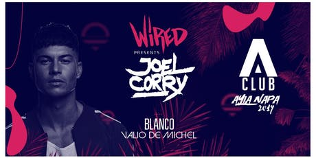 Wired presents Joel Corry tickets