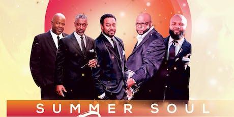 Silk Groove Summer Soul Series tickets