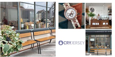 CRY Jersey 3 course supper and Charity auction hosted at Locke's (Only 40 tickets available)