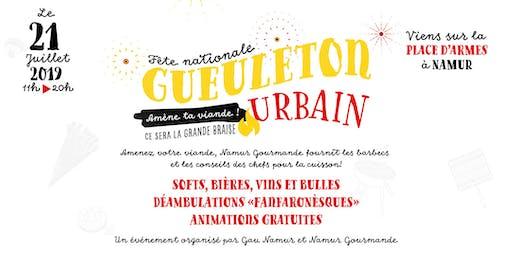 Gueuleton urbain 2019
