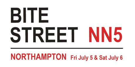 Bite Street, Northampton July 5/6 tickets