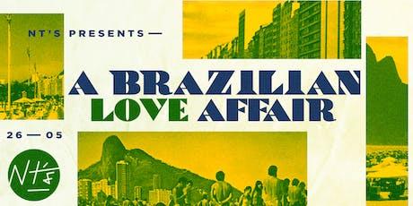 A Brazilian Love Affair  tickets