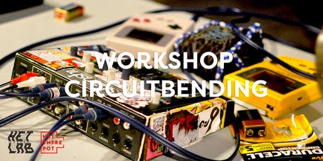 Workshop Circuitbending tickets