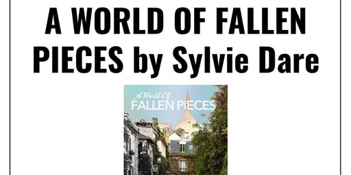Book signing: A World Of Fallen Pieces by Sylvie Dare