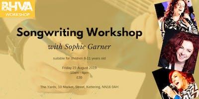 Songwriting Workshop - kids