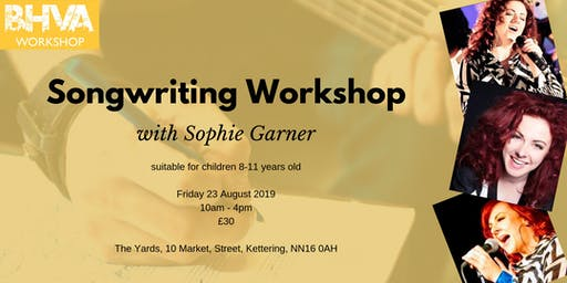 Songwriting Workshop - kids