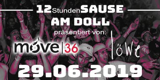 12-Stunden-Sause am Doll präsentiert von move36 & Löwe