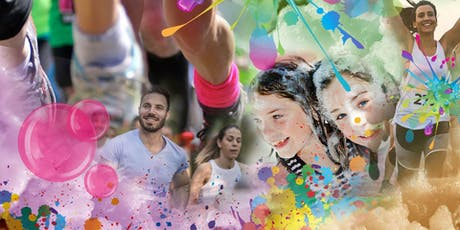 Bubbly Colour Run-Punchestown  Racecourse tickets