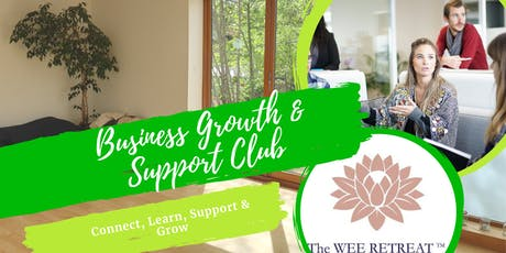 The Business Growth & Support Club tickets