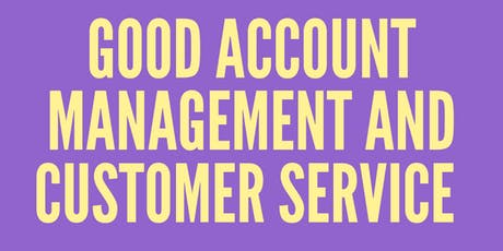 JENNY SPIVEY - GOOD ACCOUNT MANAGEMENT tickets