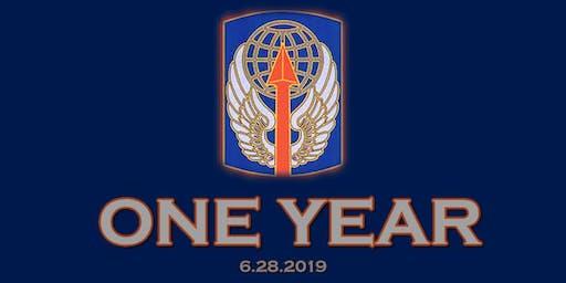 Archangel One Year Anniversary