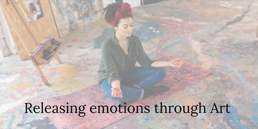 Releasing emotions through Art