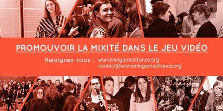 Afterwork Women in Games France à Paris billets