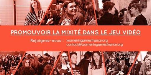 Afterwork Women in Games France à Paris