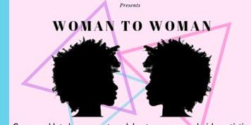 Woman to Woman  #ALLASONE