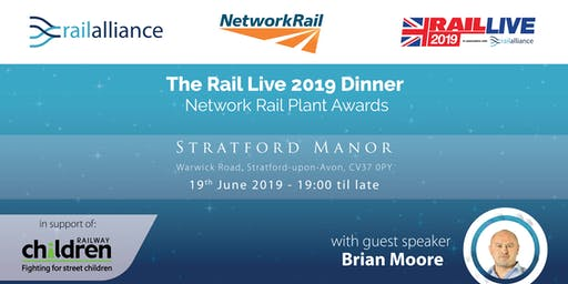 Rail Live - Network Rail Plant Awards 2019