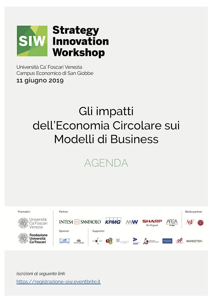 Immagine Strategy Innovation Workshop (Venezia)