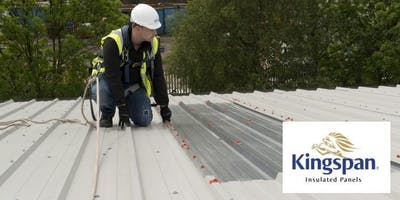 Kingspan Academy: Insulated Panel Installer Training - CITB Erith