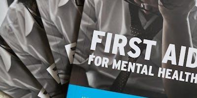 Mental Health First Aid (2 Days)