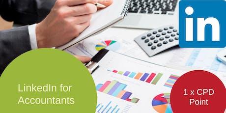 LinkedIn for Accountants - 1 x CPD point (Webinar) tickets