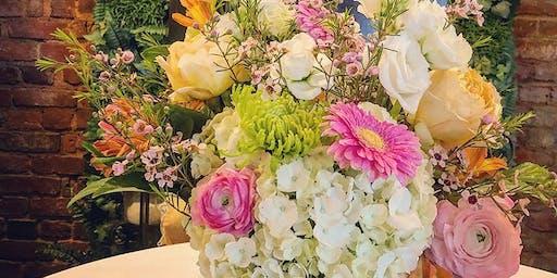 Monroe Blooms Flower Festival Floral Design Competition