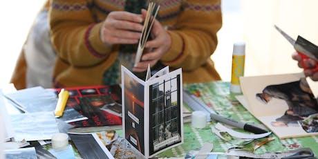 Zine* Making Workshop tickets