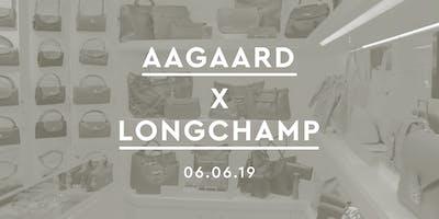 AAGAARD x LONGCHAMP
