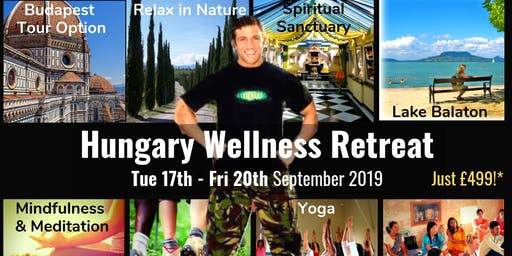 Alex's Urban Spiritual Mind Body Soul Summer Wellness Retreat - Hungary