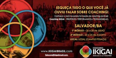 Formação em Coaching IKIGAI - Salvador - Turma 8 - Metodologia IKIGAI