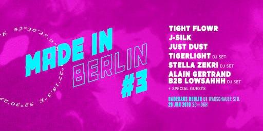 Made in Berlin #3