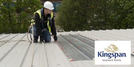 Kingspan Academy: Insulated Panel Installer Training - CITB Birmingham tickets