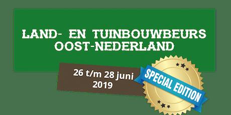 Tours op Land- en Tuinbouwbeurs tickets