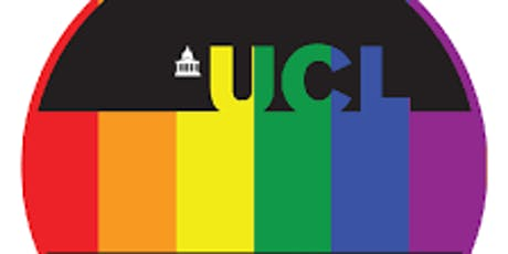 OUT@UCL: Pre-Pride lunch tickets
