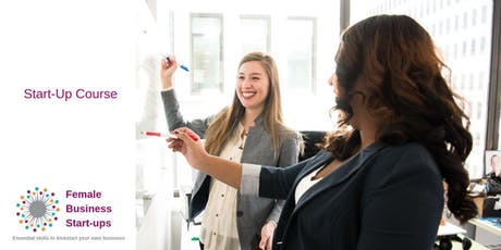 Start-Up Course - The ultimate course for women looking to set-up their own business tickets