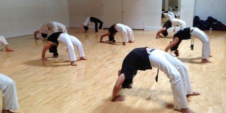 August '19 Capoeira Beginner Series tickets