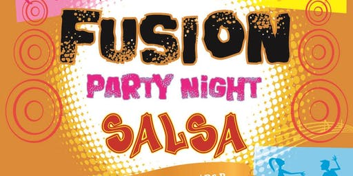Fusion Party Night Salsa