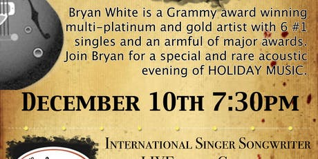 Bryan White Christmas Show tickets