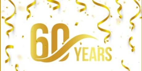 St Bernadette Catholic Secondary School 60th Anniversary tickets