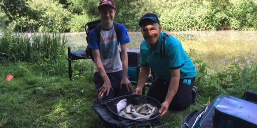 Free Let's Fish! -Stoke - Learn to Fish Sessions - Fenton AC