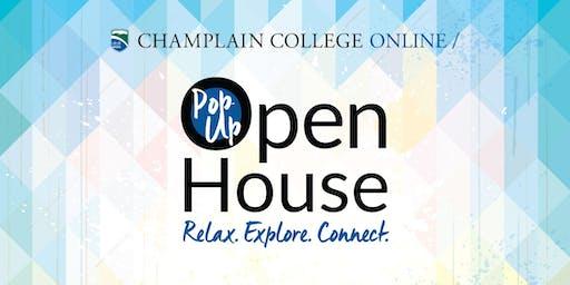 Pop-Up Open House