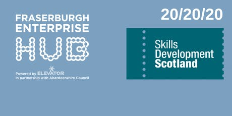 20/20/20 with Skills Development Scotland tickets