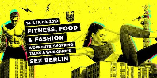 URBAN FIT DAYS® 2019 // Berlin