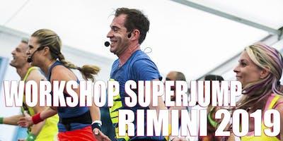 WORKSHOP SUPERJUMP ISTRUTTORI RIMINI - Musicale e Funzionale