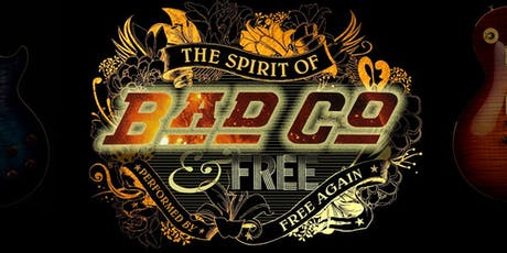 Spirit of Bad Company & Free - Live at Elgin Town Hall tickets